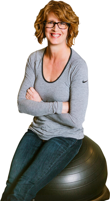 Lori Gordon, a certified strength and conditioning specialist in Greensboro, NC